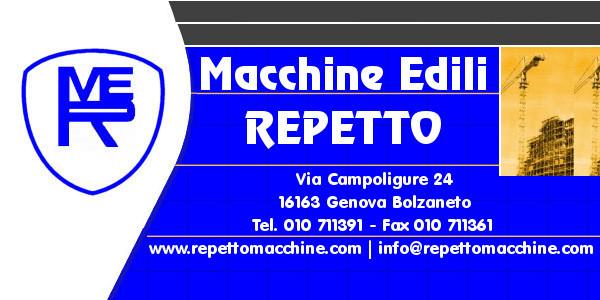 MACCHINE EDILI REPETTO