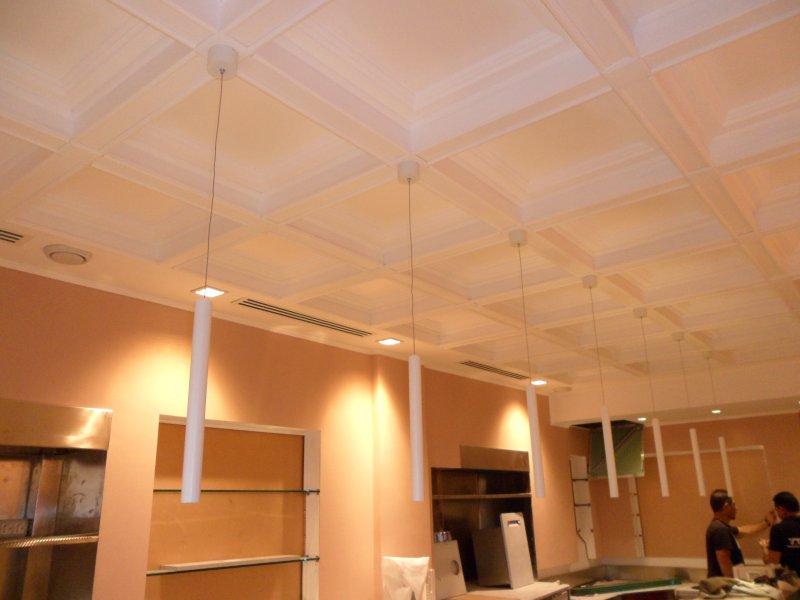 Isotermo di roberto asciuti controsoffitti a genova - Elementi decorativi in polistirolo per interni ...