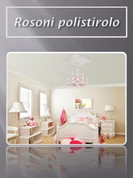 Isotermo di roberto asciuti edilizia insonorizzazioni for Rosoni in polistirolo