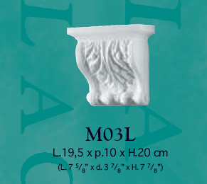 Capitelli polistirolo for Colonne in polistirolo prezzi