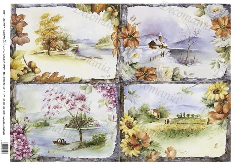 Carta e fantasia di giulia raimondo 5073 quattro for Carta decoupage