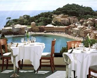 Hotel Vis à Vis:Ristoranti a Sestri Levante