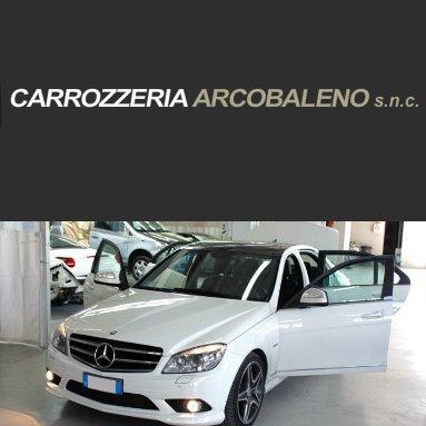 Carrozzeria Arcobaleno:Carrozzeria Autorizzata Mercedes a Cisano sul Neva