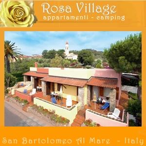 Camping Rosa San Bartolomeo al Mare