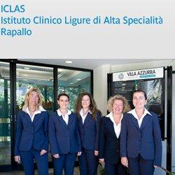 Iclas Srl:Cliniche Specializzate a Rapallo