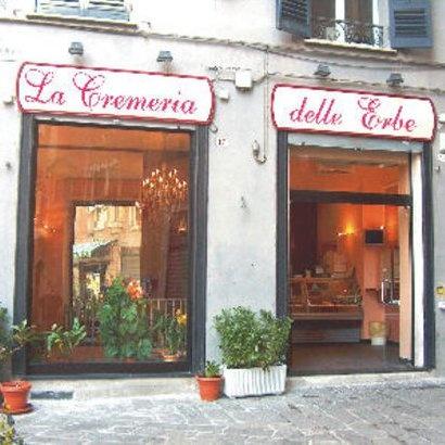 La Cremeria delle Erbe:Gelaterie nel Centro Storico di Genova