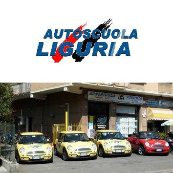 AUTOSCUOLA LIGURIA