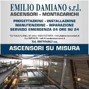 E.Damiano S.r.l.:Ascensori a Genova Pontedecimo