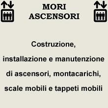 MORI ASCENSORI DI MORI - La Spezia, Via Federici Marco, 50