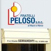 Fratelli Peloso Snc:Serramenti a Genova