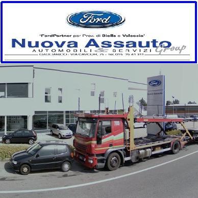 Nuova Assauto:Autoricambi a Gaglianico