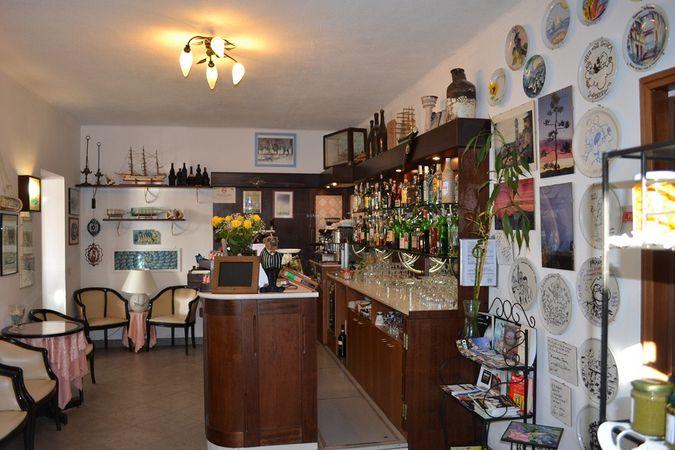 Bar Ristorante Bellavista:Locande a Cervo