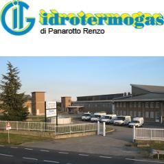 Idrotermogas:Termotecnica a Sandigliano