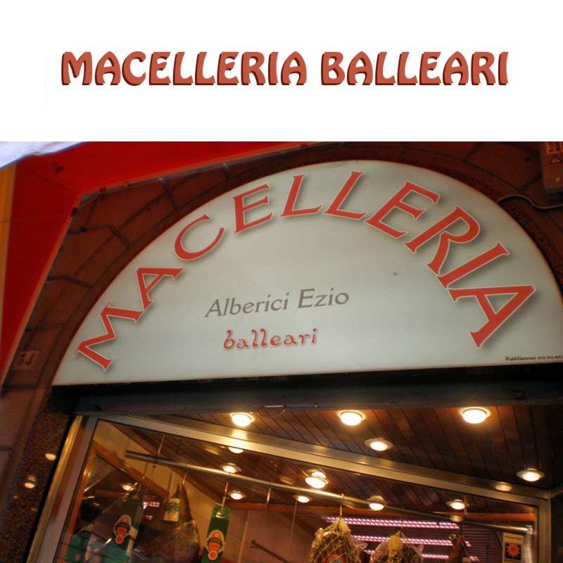 Macelleria Balleari