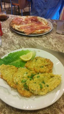 Bianchetti e Pizza