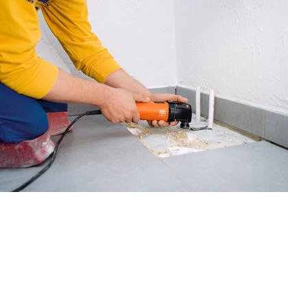 Forare piastrelle senza romperle infissi del bagno in bagno - Forare piastrelle ...