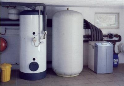 Impianti condizionamento pompa calore
