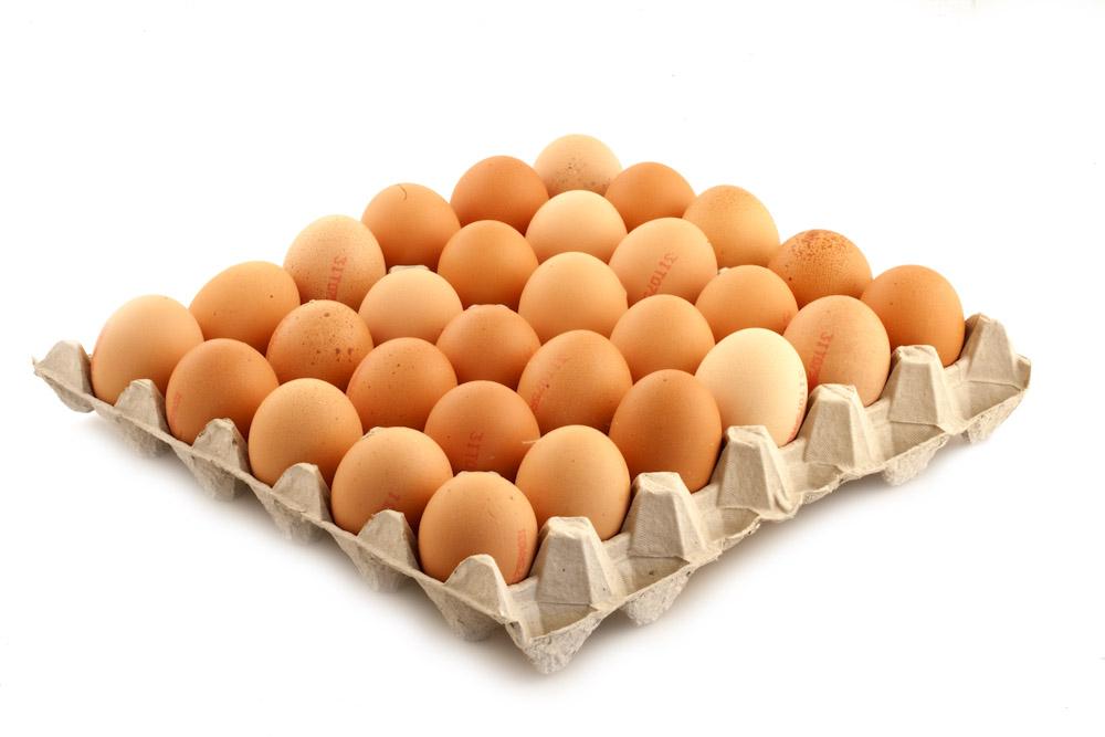 cartone con uova