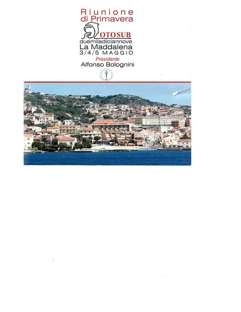 Otosub La Maddalena