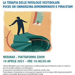 Webinar: Terapia delle Patologie Vestibolari