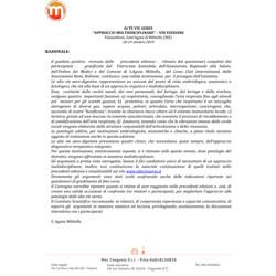 Emergenze in vestibologia Sant'Agata(Me)