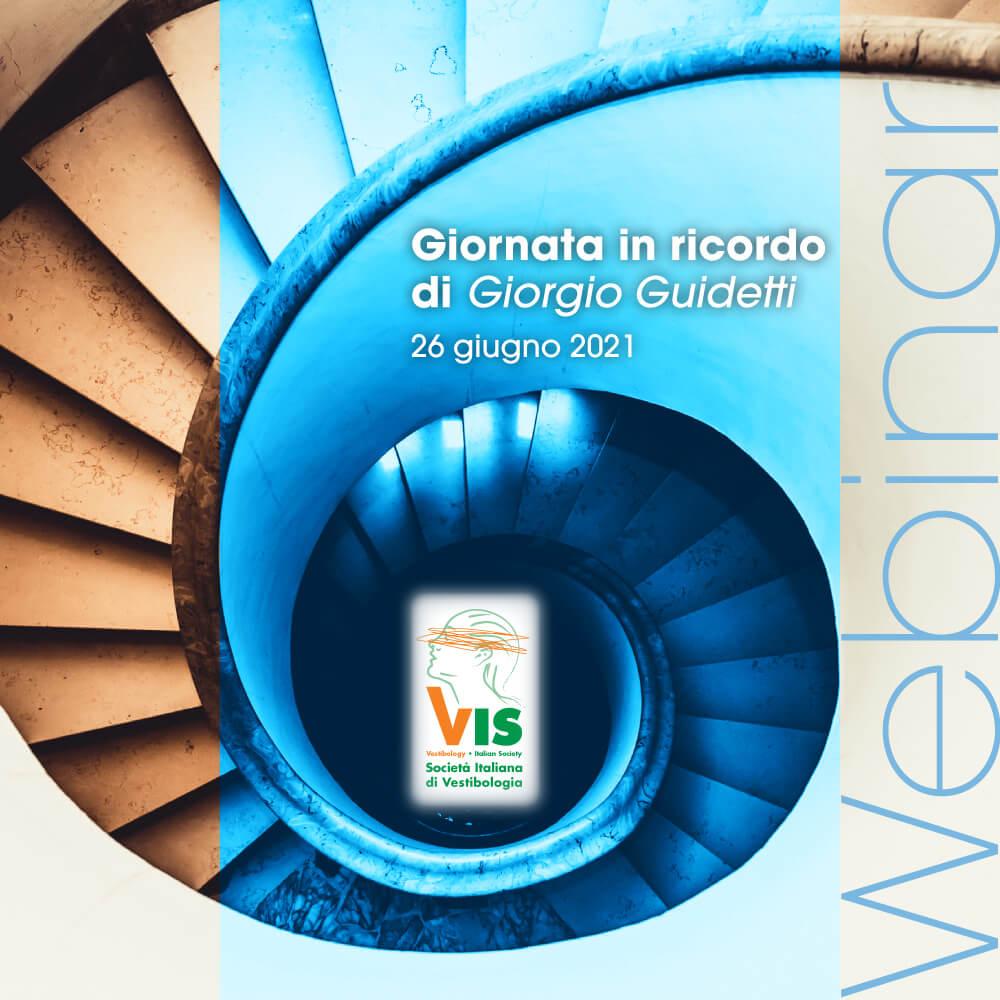 Giornata Otoneurologica in ricordo di Giorgio Guidetti - Webinar