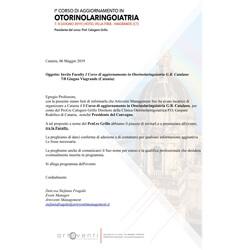 I Corso di aggiornamento in Otorinolaringoiatria - Viagrande, Catania