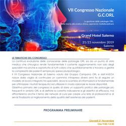 VII Congresso Nazionale - Salerno