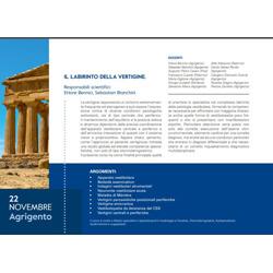 Il labirinto delle vertigini - Agrigento