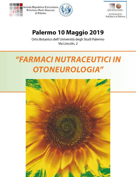 Palermo nutraceutici in otoneurologia
