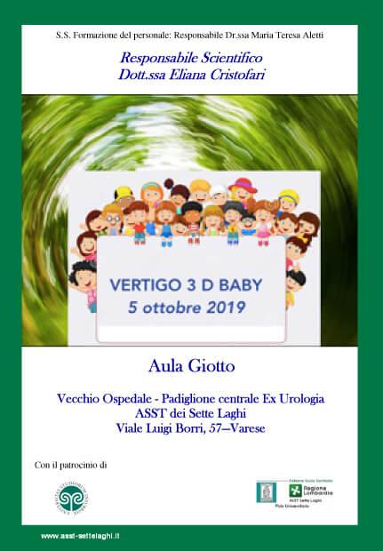 Vertitgo Baby, Varese