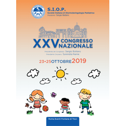XXV Congresso Nazioale SIOLP - Roma