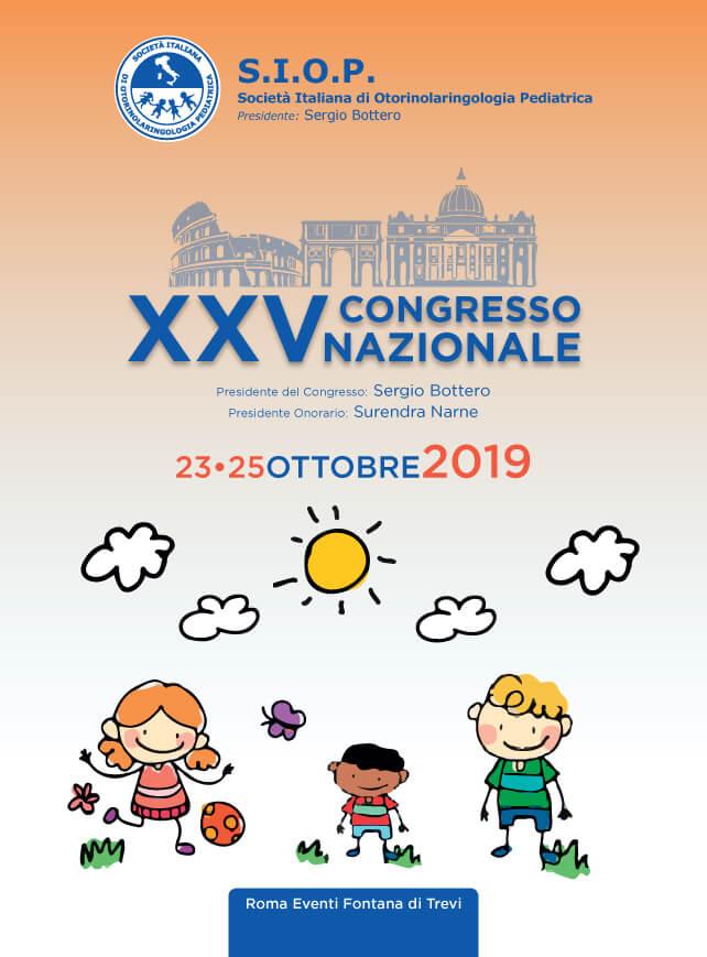 XXV Congresso Nazionale SIOLP - Roma