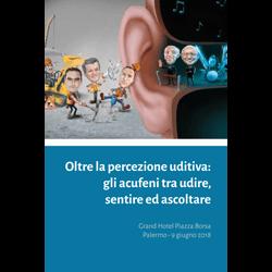 Oltre la percezione uditiva Acufeni - Palermo