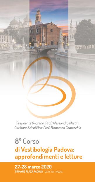 27-28 marzo 2020 vestibologia. Padova