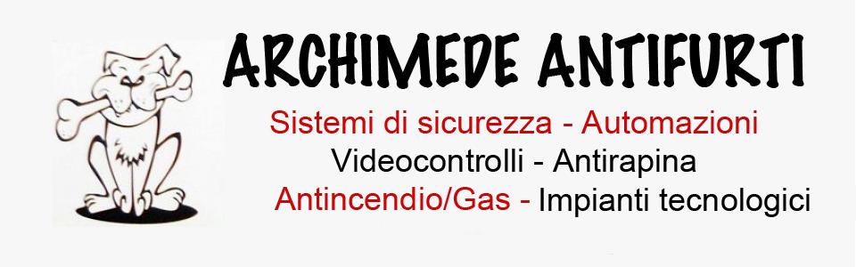 ARCHIMEDE ANTIFURTI DI Archimede Curato
