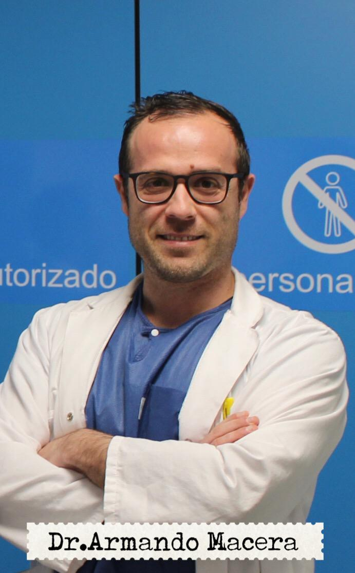 Dott. Armando Macera