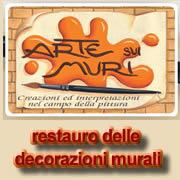 Restauri a Genova. Rivolgiti ad ARTE SUI MURI - VIA G.T. INVREA 37/R 16129 Genova(GE) - tel. 010 532432 cell 338 5309835