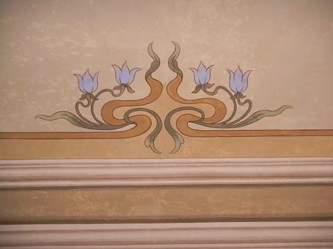 Photo gallery arte sui muri s s - Decorazioni sui muri di casa ...