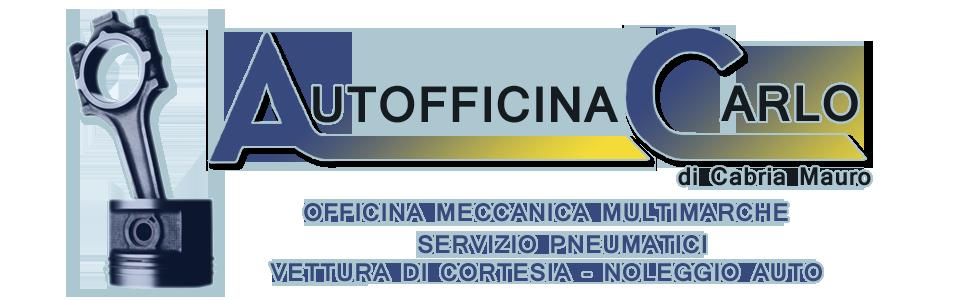 AUTOFFICINA CARLO DI CABRIA MAURO