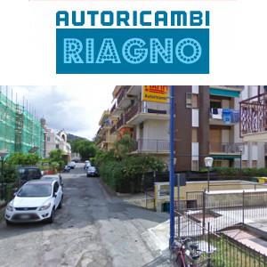 AUTORICAMBI RIAGNO MARCO