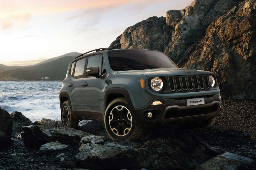 Jeep Renegade o Jeep Cherokee