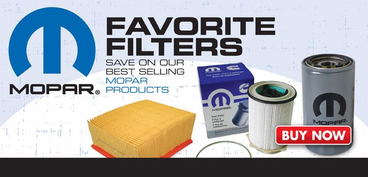Favorite Filters