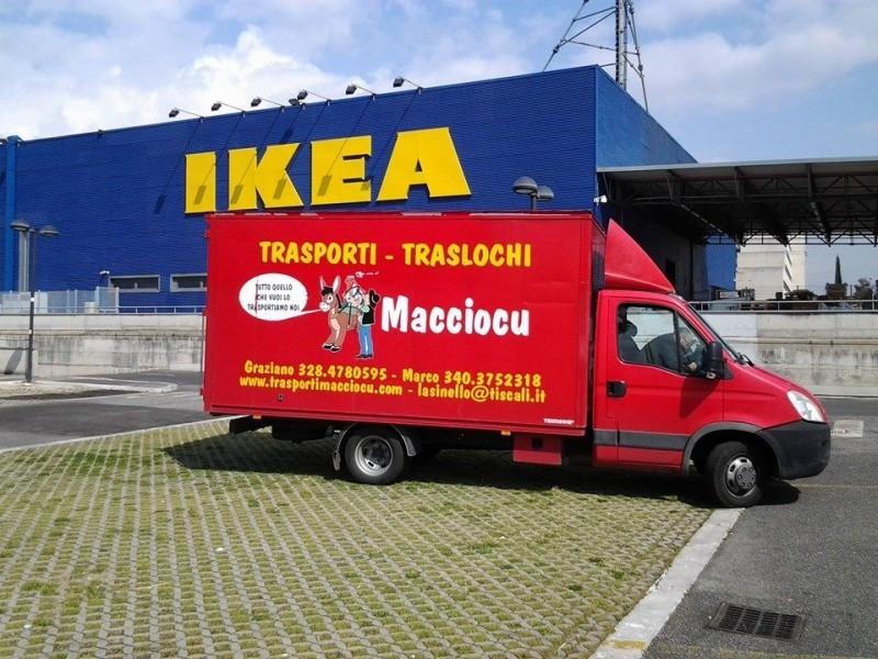 Autotrasporti Macciocu Graziano