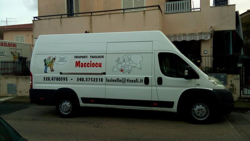 Autotrasporti Macciocu Servizi