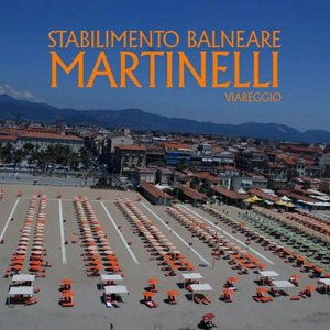 Stabilimenti Balneari a Viareggio. Chiama BAGNO MARTINELLI SNC DI BATORI M. PAOLA & BATORI M. GRAZIA tel 0584 961078