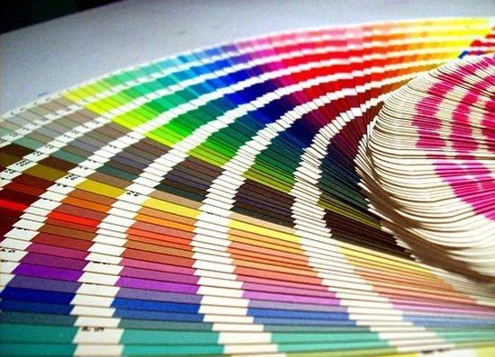 Vernici e colori con sistema tintometrico