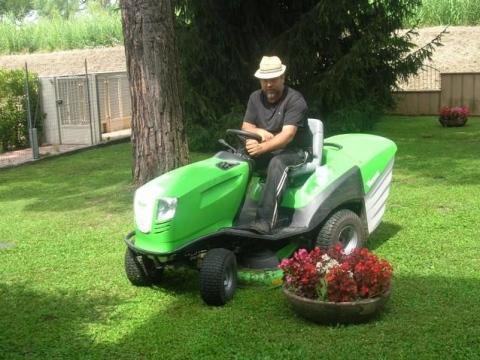 Manutenzione aree verdi e giardini