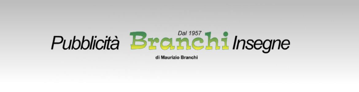 BRANCHI PUBBLICITA' INSEGNE di Branchi Maurizio