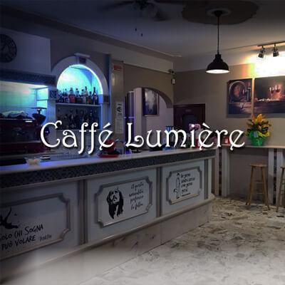 Bar a Busalla. Contatta CAFFè LUMIERE tel 010 964 2398